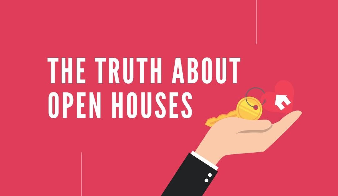 What Realtors Don't Say About Open Houses