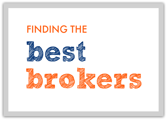 THE BEST REAL ESTATE BROKERS